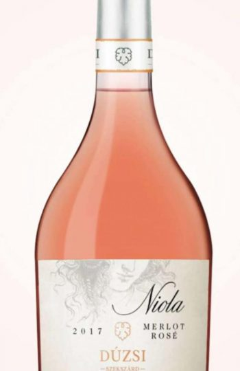 Dúzsi Exclusive Niola Merlot Rose
